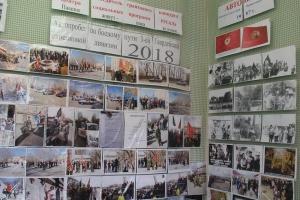 В Каменске-Уральском открылась уникальная выставка, посвященная легендарной третьей гвардейской Волновахской стрелковой дивизии и велопробегу в ее честь