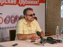 Владимир Маркин в Каменске-Уральском: «Я очень увлекающийся человек»