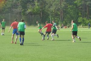 В чемпионате Каменска-Уральского по футболу в лидерский отрыв уходит «Союз»