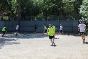 Игроки «Синары» из Каменска-Уральского побывали в гостях у обитателей отделении реабилитации «Город без наркотиков». И даже сыграли с ними в мини-футбол
