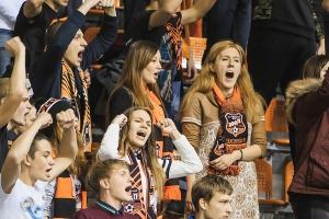 У болельщиков из Каменска-Уральского есть шанс попасть в поющий сектор ФК «Урал»