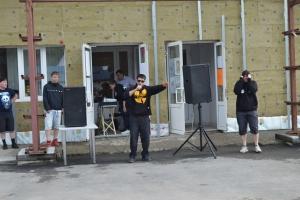 Народная роспись и русский хоровод под рвущий душу рэп на «АРТ-ПОСАДе» в Каменске-Уральском