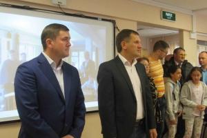 В Каменске-Уральском открылся обновленный шахматно-шашечный клуб «Космос»