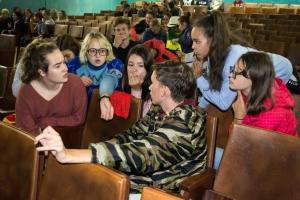 Политический баттл организовали в лагере «Красная Горка», что под Каменском-Уральским