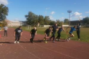 Команда сотрудников колонии из Каменска-Уральского выиграла первый этап соревнований по легкой атлетике в рамках спартакиады ГУФСИН