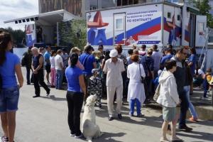 Более сотни жителей Каменска-Уральского в один день выразили желание служить по контракту