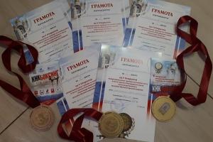 Представители Каменска-Уральского великолепно выступили на всероссийском турнире по кикбоксингу