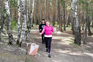 Работники алюминиевого завода из Каменска-Уральского провели соревнования по спортивному ориентированию