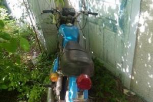 В деревне Старикова, что под Каменском-Уральским, безработный угнал старенький мотоцикл, оцененный в пять тысяч рублей