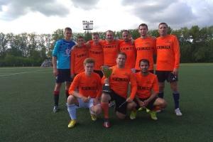 В Каменске-Уральском команда «Каменскстроя» выиграла турнир памяти Копыриных