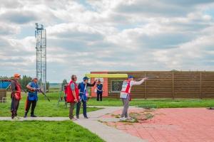 В Каменске-Уральском подвели итоги шестого этапа Кубка России по стендовой стрельбе