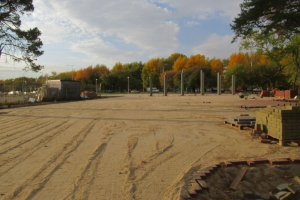 Очередной экологический субботник пройдет в Каменске-Уральском на территории создающегося центрального городского парка