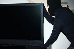 В Каменске-Уральском нашли воришку, который украл телевизор за 20 тысяч рублей