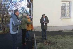 Жители двух домов на улице Каменская заявили о своем желании принять участие в программе «Формирование комфортной городской среды»
