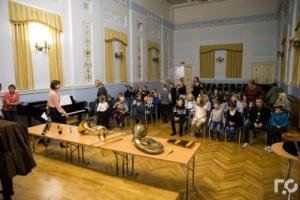 Ребята из Каменска-Уральского стали первыми участниками нового сезона проекта «Большая музыка для маленьких сердец»