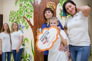 Каменск-Уральское подразделения Центра социальных программ РУСАЛа реализовало в городе проект «Краски волонтерства»