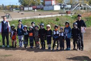 В Каменске-Уральском вновь прошли соревнования по велокроссу BMX