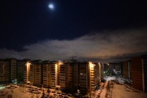 У жителей Каменска-Уральского вновь появилась возможность увидеть в небе международную космическую станцию