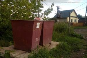 Каменск-Уральский готовится к обустройству контейнерных площадок для сбора мусора в частном секторе и на удаленных территориях