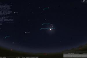 У жителей Каменска-Уральского появится шанс увидеть в ночном небе Уран