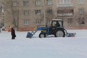 Подрядчики УГХ готовы к содержанию дорог и тротуаров Каменска-Уральского в зимних условиях
