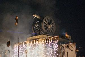 Стало известно, для какого арт-объекта жителям Каменска-Уральского предложили принести кусочки руды на фестиваль «Музы и пушки»