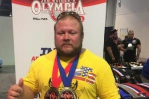 Огнеборец из Каменска-Уральского стал победителем чемпионат по бодибилдингу в Лас-Вегасе