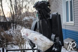 Железному Челдону из Каменска-Уральского подарили невесту