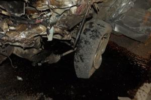 В среду вечером в ДТП под Каменском-Уральским пострадал автолюбитель с 4-месячным стажем вождения