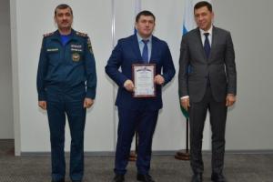 Каменск-Уральский признали одним из лучших в области по обеспечение безопасности горожан