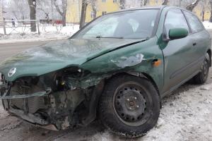 В центре Каменске-Уральском произошло ДТП, в результате которого пострадала женщина-пассажир