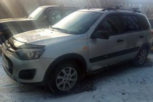 Из-за 2-миллионого налогового долга житель Каменска-Уральского лишился автомобиля LADA Kalina, а его счета арестовали
