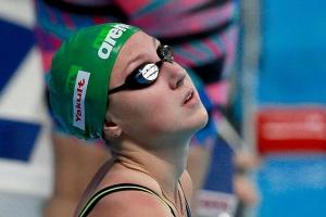 Дарья Устинова из Каменска-Уральского не смогла пробиться в полуфинал чемпионата мира по плаванию в 25-метром бассейне на дистанции 100 метров