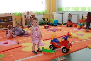 К 2020 году в Каменске-Уральском планируют организовать 290 новых мест в детских садах для ребят младше трех лет