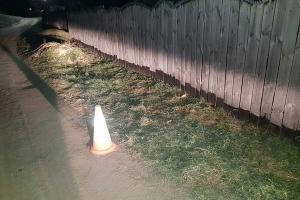 Вчера вечером под Каменском-Уральским водитель мопеда сбил пешехода и скрылся с места аварии