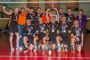 Волейбольная «Синара» из Каменска-Уральского выиграла Кубок Свердловской области. Фотоподробности финала