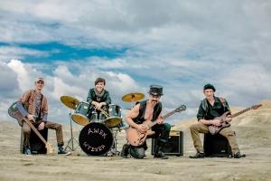 Группа из Каменска-Уральского «Джек Штекер» выступит на фестивале «Старый Новый Рок» в Екатеринбурге
