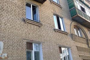 10 ноября ночью в Каменске-Уральском произошел пожар в доме на улице Пугачева. Есть пострадавшие