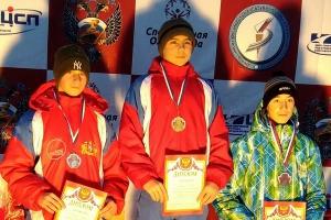 Лыжники из Каменска-Уральского стали главными звездами специальной олимпиады по зимним видам спорта