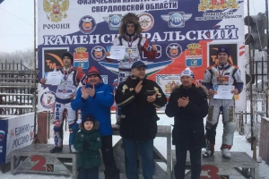 Шесть представителей Каменска-Уральского выступят в финале личного чемпионата России по ледовому спидвею