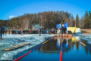 Представители Каменска-Уральского стали чемпионам Башкортостана по зимнему плаванию