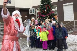 Коммунальщики Каменска-Уральского организуют новогодний праздник в микрорайоне Южный