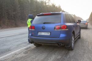Свердловская ГИБДД, в том числе и в Каменске-Уральском, планирует провести несколько рейдов по выявлению скрытых номерных знаков