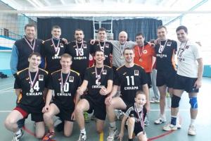 Волейбольная «Синара» из Каменска-Уральского выиграла Кубок Свердловской области