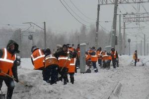 На Каменск-Уральской дистанции пути завершили подготовку специалистов, которые впервые будут работать в холода