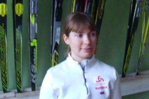 Тамара Воронина из Каменска-Уральского завоевала золото в спринте на втором этапе Кубка России по биатлону