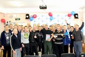 Каменск-Уральский филиал «Урала без наркотиков» посетил чемпион Европы по кикбоксингу Алексей Тухтаров