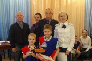 В детском саду № 93 Каменска-Уральского состоялось мероприятие по пожарной безопасности