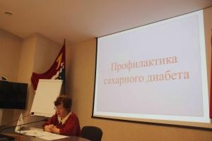Более 50 сотрудников промплощадки УАЗа приняли участие в заводской информационной встрече по профилактике сахарного диабета