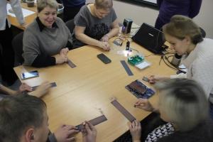 Урок металлургии прошел для учителей Каменска-Уральского